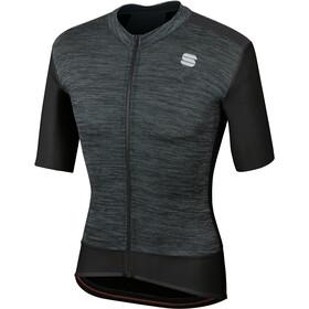 Sportful Supergiara Koszulka kolarska, krótki rękaw Mężczyźni czarny